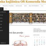 Nove vsebine na spletni strani šolske knjižnice