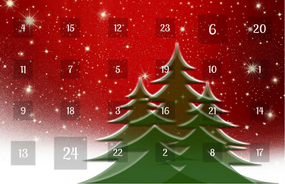 Pravljični december poln zgodb